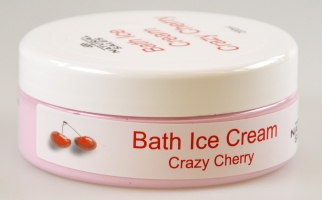 Bath Ice Cream   Crazy Cherry