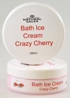Bath Ice Cream   Crazy Cherry