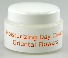 Moisturizing Day Cream Oriental flowers