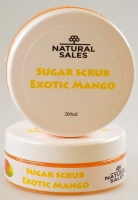 Sugar scrub Exotic Mango