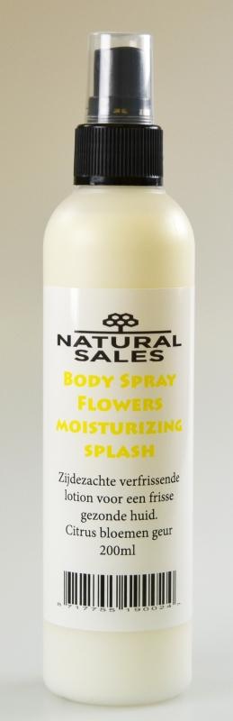BODY MIST / Body Spray Flowers