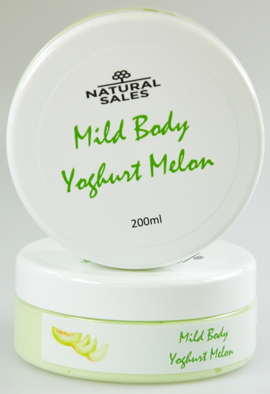 Mild Body Yoghurt Fresh Melon