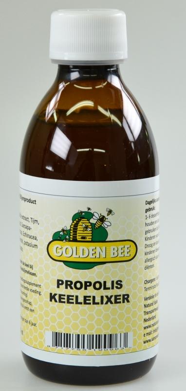 Golden Bee Propolis Hoestdrank