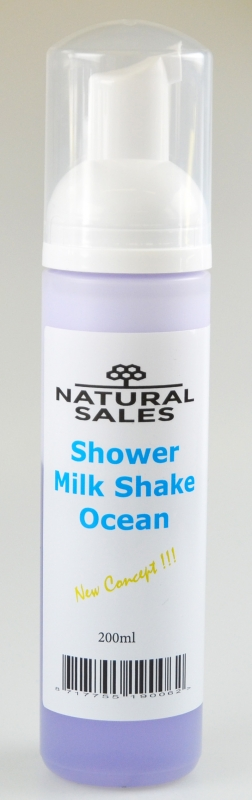 Shower Milk Shake Ocean