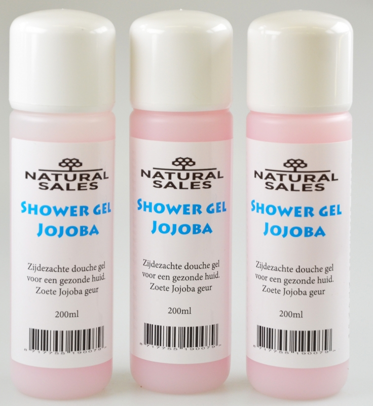 Shower Gel Jojoba